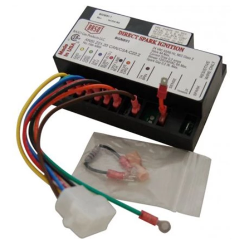 The Baso Bgn891 Black Ignition Control Is A Direct Replacement For Natural Gas Or Propane In 2020 Replacement Ignite Directions