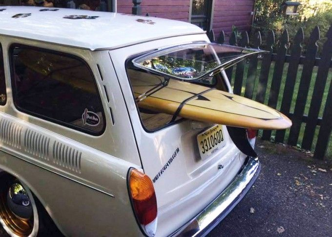 Love This T3 Squareback Rear Pop Out Safari Window Frame Kit From
