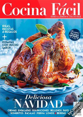 Cocina Fácil México - Diciembre 2015 - Deliciosa Navidad