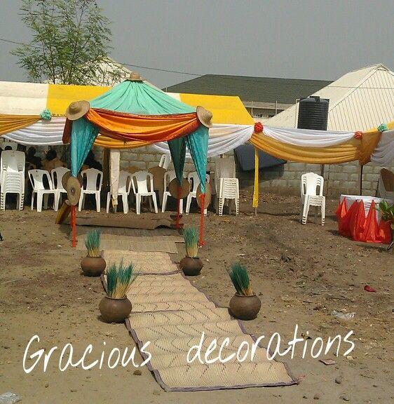 Traditional wedding decoration in nigeria great ideas pinterest traditional wedding decoration in nigeria junglespirit Choice Image