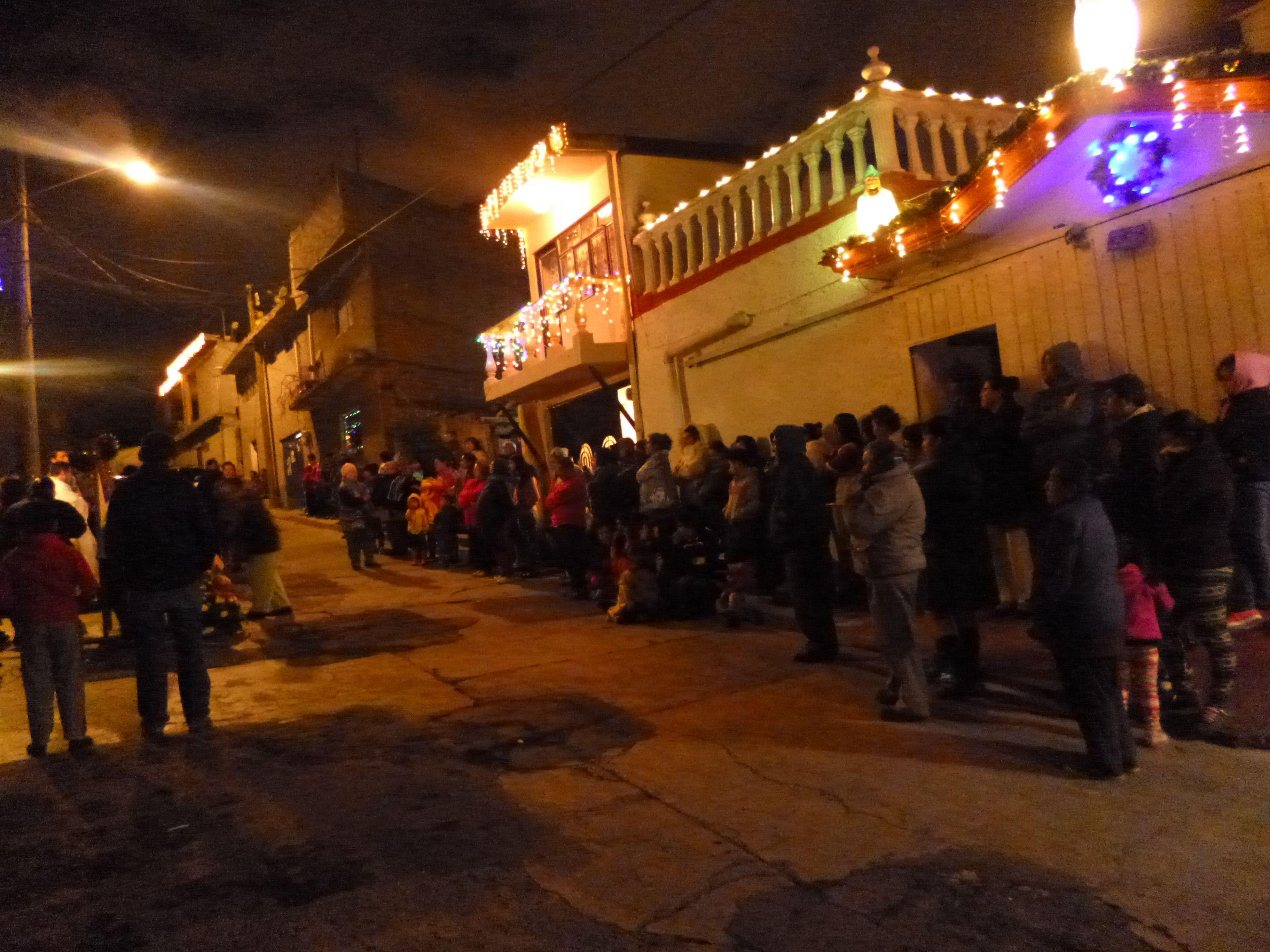 Hoy en nuestro séptimo día de novenario festejamos la Memoria de San Juan Diego Cuauhtlatoatzin.