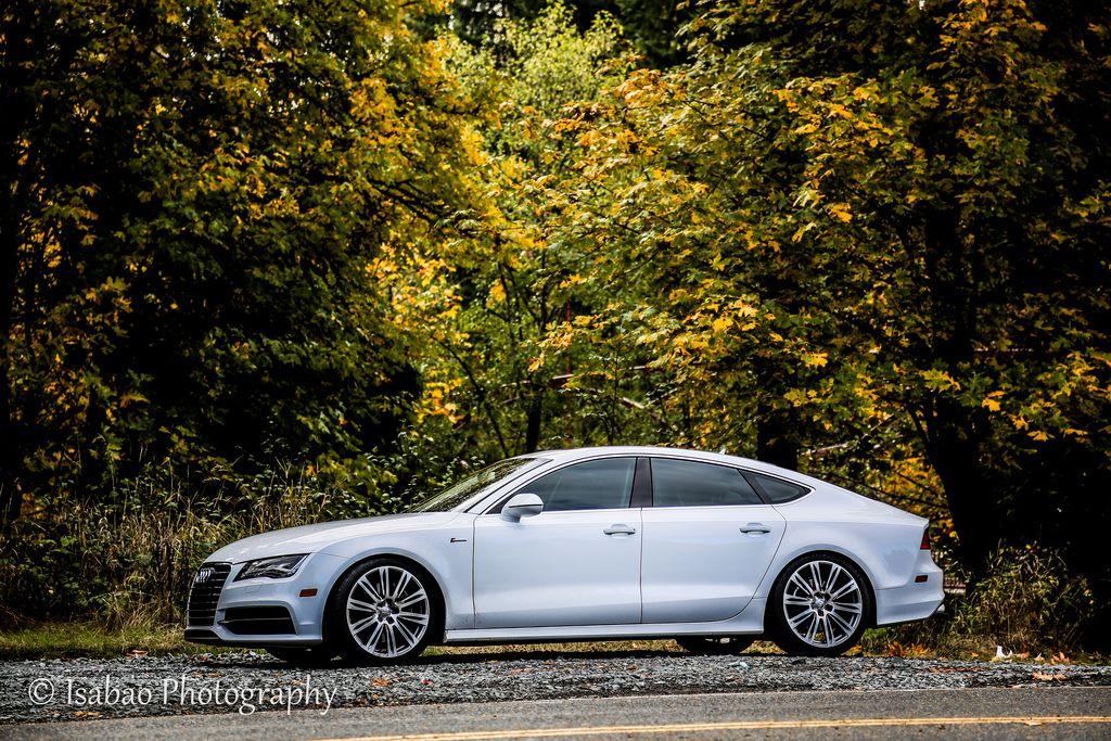 Audi A7 White 2013 Audi A7 Audi A7 White Photo