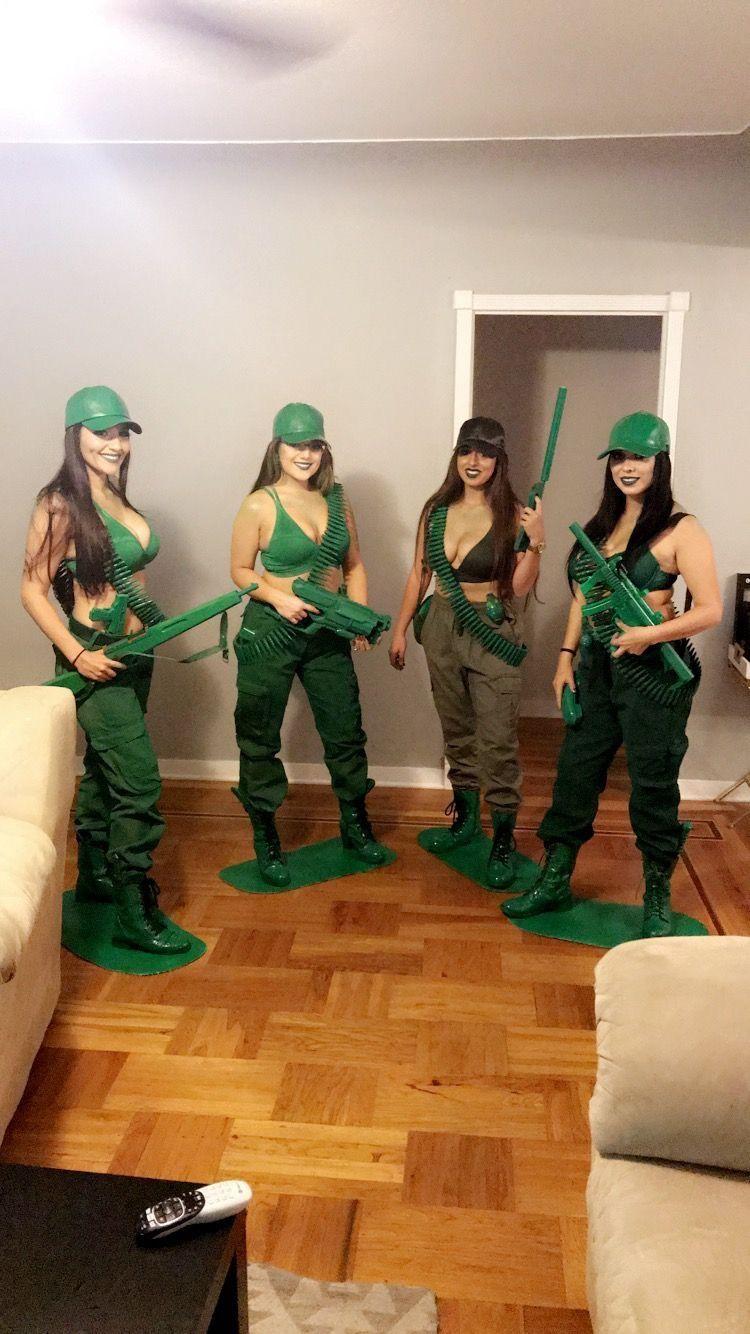 Pinterest  Lolaxxlola - Army Men Toy Soldiers Halloween -3247