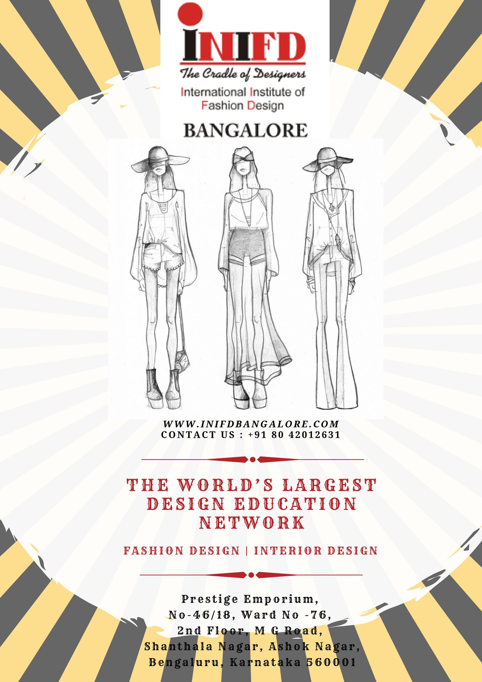 Interior Designing Courses In Bangalore Fashion Designing Course Graphic Design Course Career In Fashion Designing