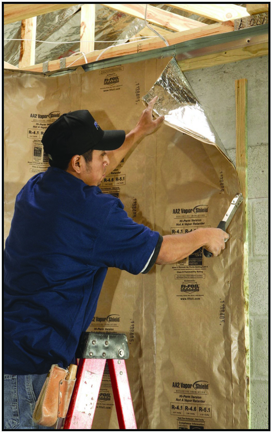 Pin By Showroom Partners On Fi Foil Reflective Insulation Radiant Barrier Insulation