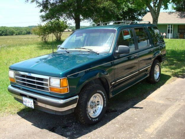 1994 Ford Explorer I Really Wanted To Like This One But I Didn T