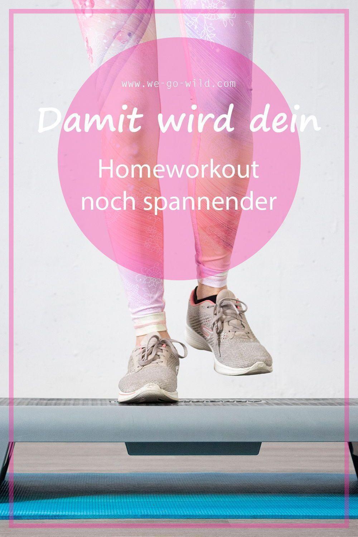 WIR GEHEN WILD - Der # 1 Fitness-Blog für Frauen und gesunde Ernährung - Mit d... -  WIR GEHEN WILD...