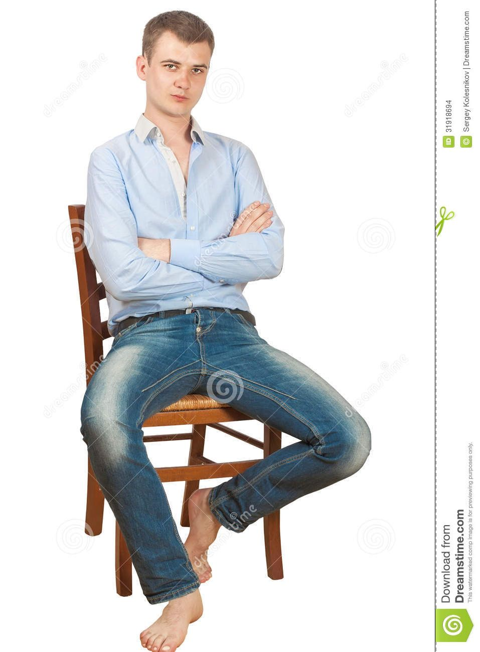 Image Result For Sitting In Chair Man With Images Man Sit Fashion