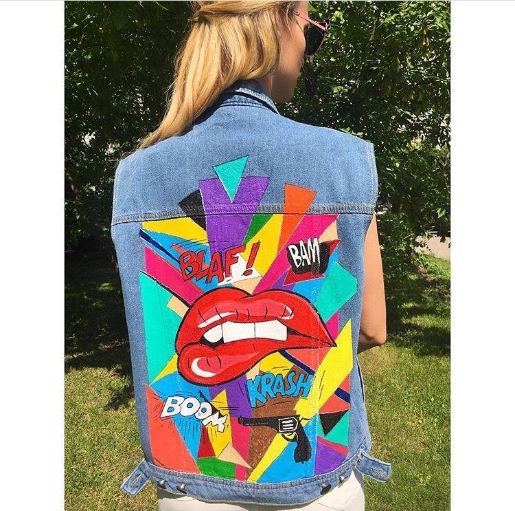 Jacket .handmade.100$ @_bones_and_diamonds_
