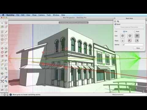 Sketchup Training Series Match Photo Part 1 Youtube Software
