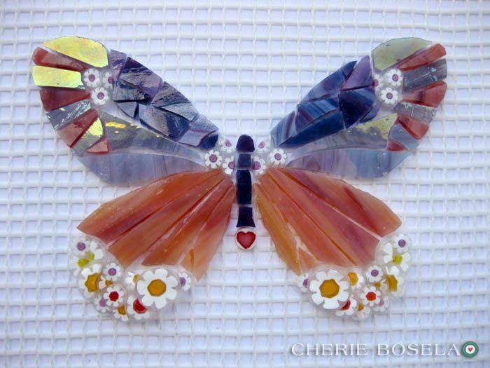 Cherie Bosela - Mosaic Art & PhotographyThe Butterfly Project