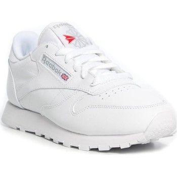 a4f787f5edf Sapatilhas Reebok Classic CL LTHR branco 350x350