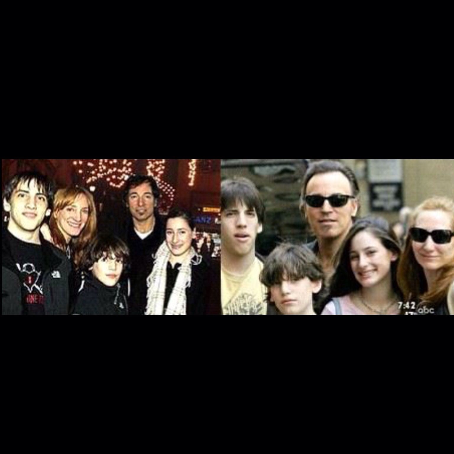 We are Family - Springsteen