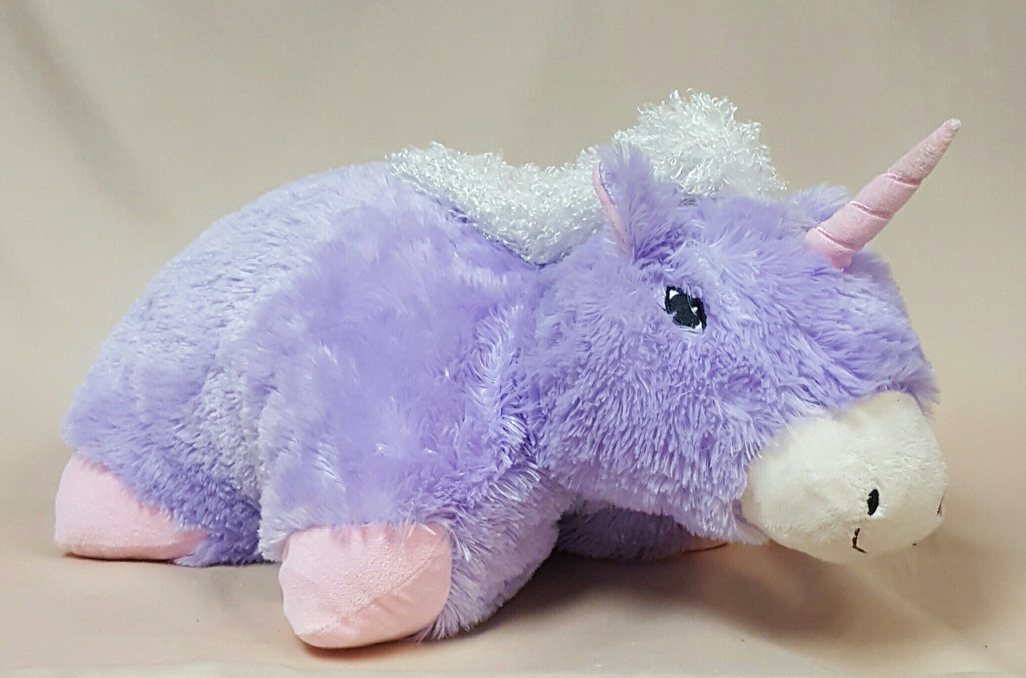 Pillow Pet unicorn, soft plush Animal pillows