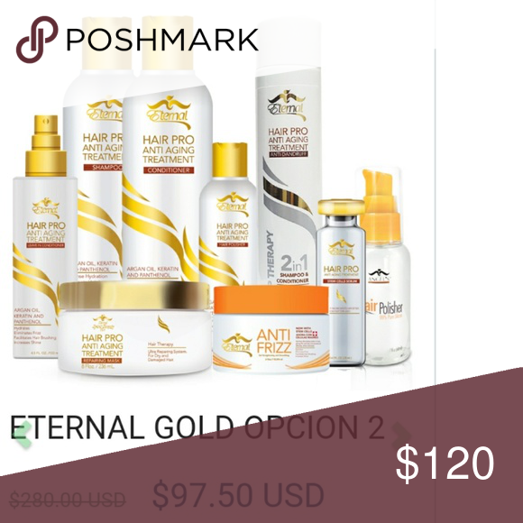 Eternal Spirit Beauty Gold Package 2 Anti Aging Treatments