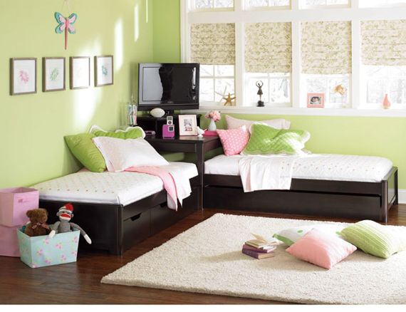 Fresh And New Kids Bedroom Set - http://www.interiordesign2014.com ...