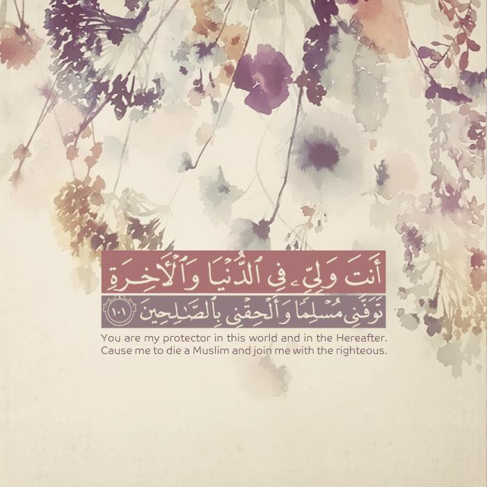 """يقول ابن القيم عند هذه الآية: """"جمعَت هذه الدعوة: الإقرار بالتوْحِيد، والاسْتسلام للرَبّ، وإظهار الافتقارِ إليْه، والبراءة مِن موالاة غيرِ الله سُبحانه، وكون الوفاة على الإسلام أجلّ غايات العَبْد، وأن..."""