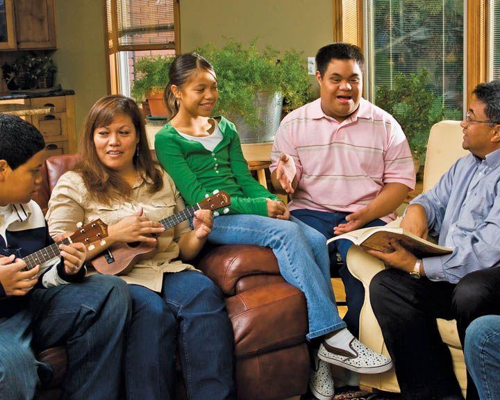 Family Home Evenings - LDS.net