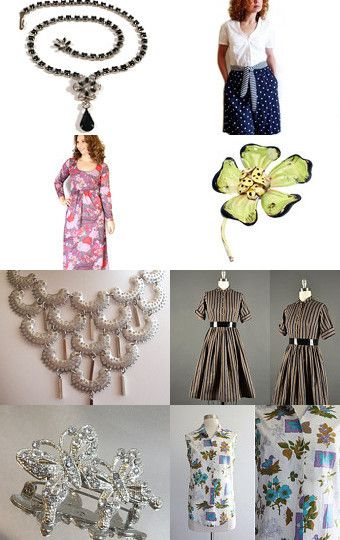 Vintage IS Vogue... by Michele on Etsy--Pinned with TreasuryPin.com