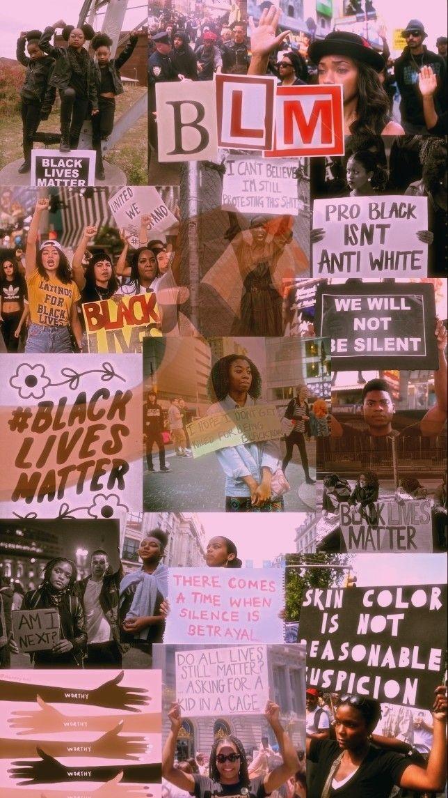 Black Lives Matter Wallpaper - Wallpaper Sun