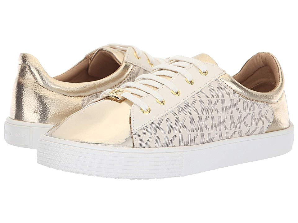 1514f3a8c387d9 MICHAEL Michael Kors Kids Cali Vegas (Little Kid Big Kid) Girl s Shoes White