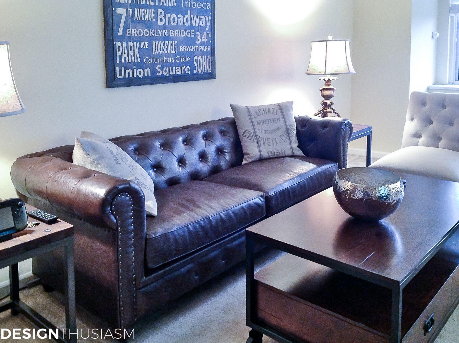 The Bachelor Pad Inspiring Apartment Living Room Ideas College Apartment Decor Decor Home Living Room Manly Living Room