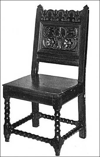 Jacobean Furniture Furniture Styles Charles I Jacobean Early