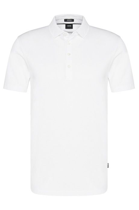 ff4afbb7 Mercerized Cotton Polo Shirt, Regular Fit | Pack | For All Mankind ...