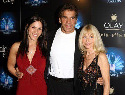 Carla Ferrigno wife