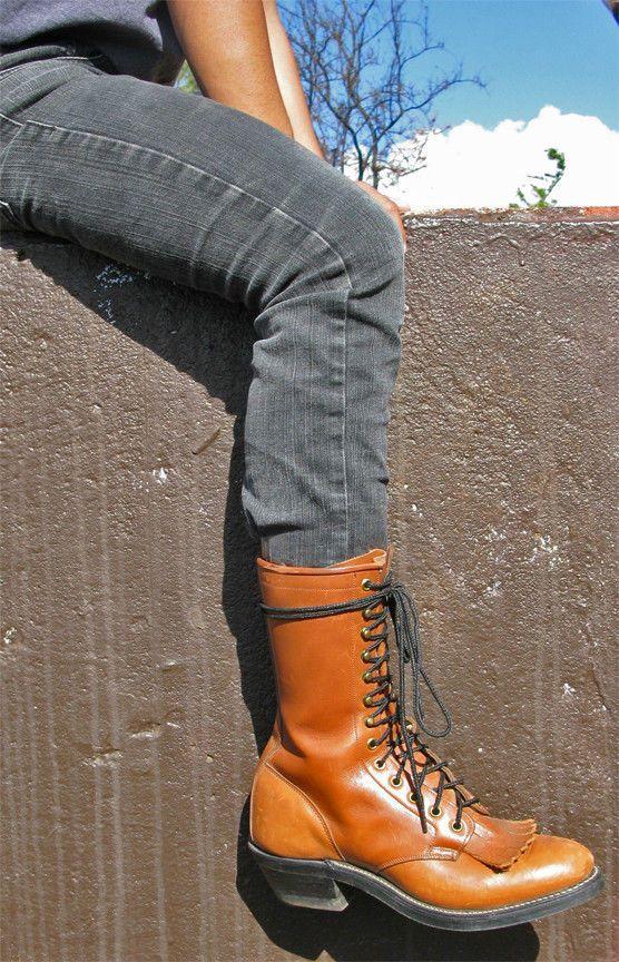 olathe packer boots well built size 8 s