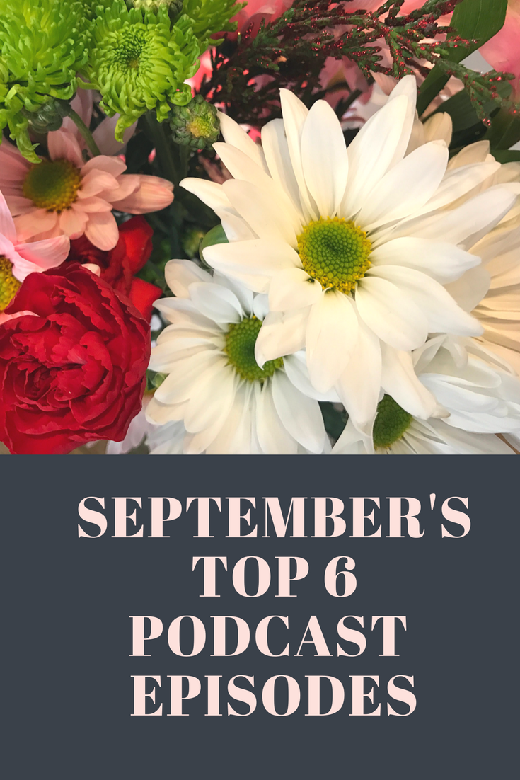 Septemberus top podcast episodes cattails rabbit trails