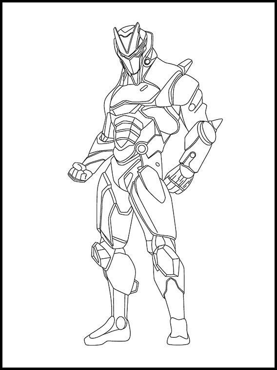 Fortnite 21 Printable Coloring Pages For Kids En 2020 Coloriage