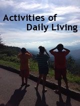 Activities of Daily Living that refers to basic self-care in an individual's environment