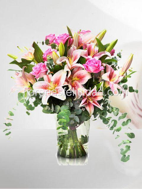 Haz De Cada Dia Un Momento Especial Arreglos Florales En