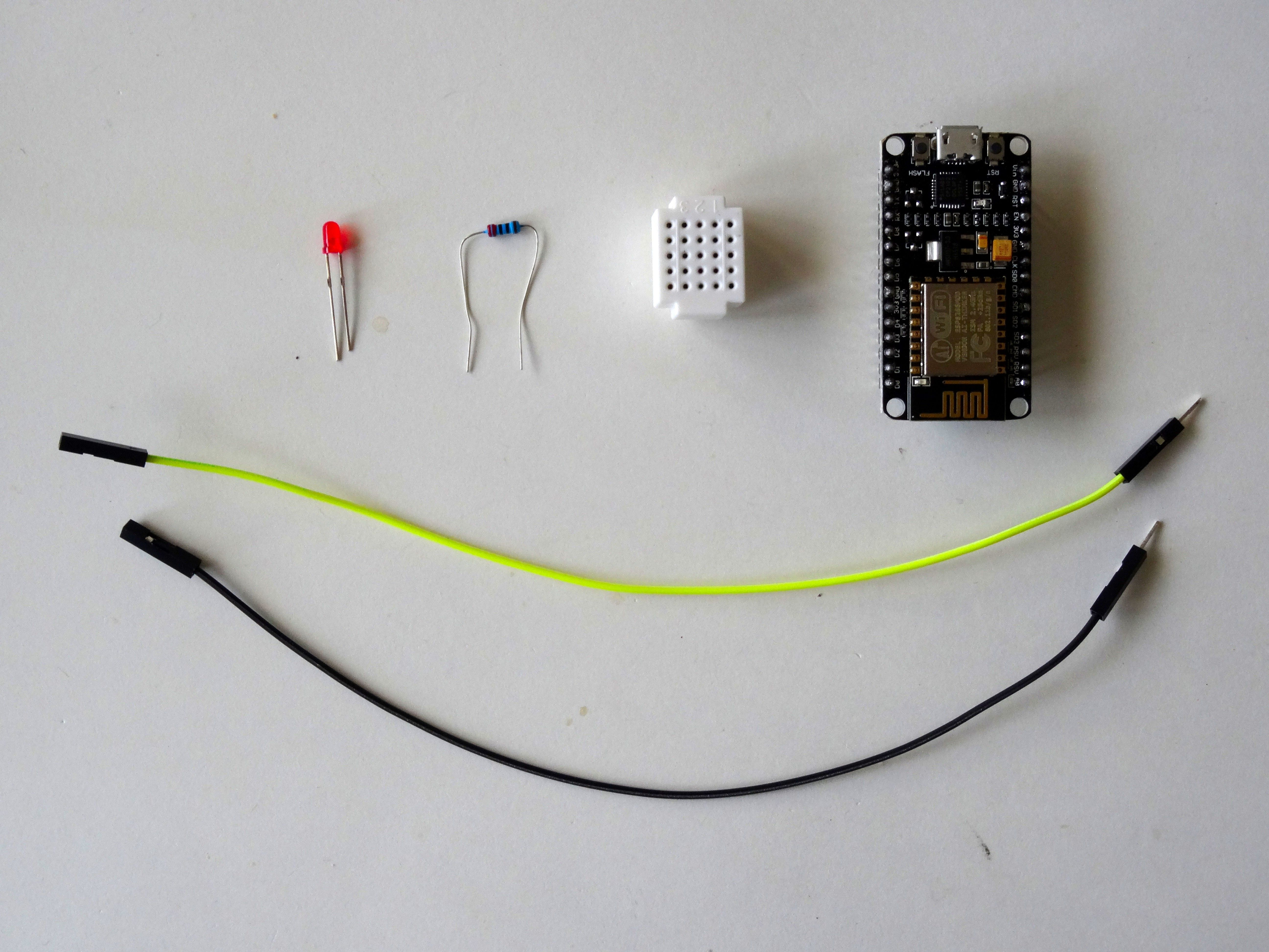 Program Esp2866 With Visuino To Flash A Led Arduino Esp8266 Ph Module For Controllers Reef Central Online Community Nodemcu
