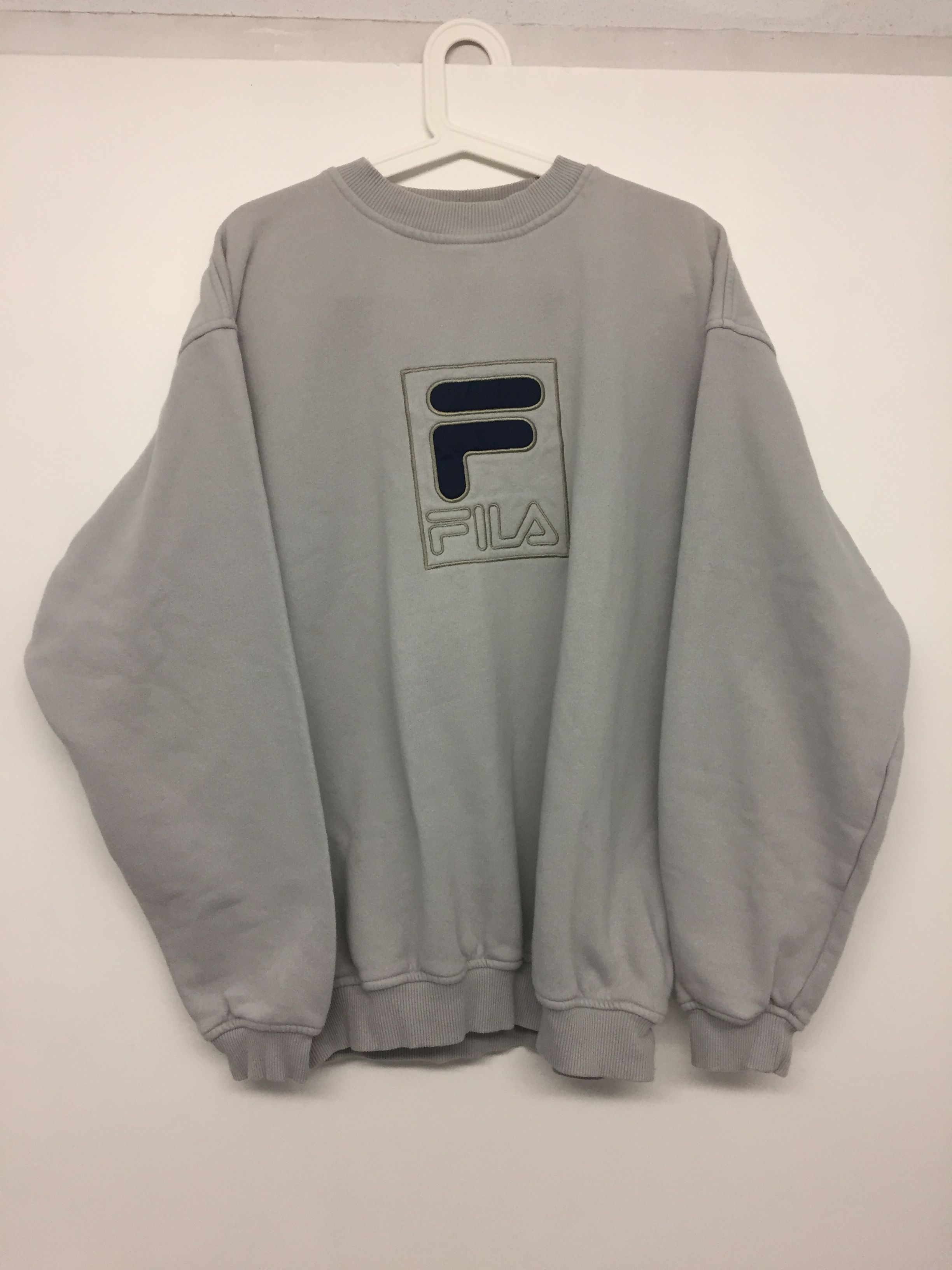 Vintage Fila Sweatshirt Gr. L Condition 910 40€ | CHRISTMAS