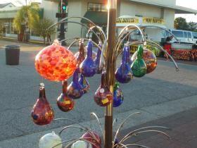 Beautiful glass make great Christmas gifts