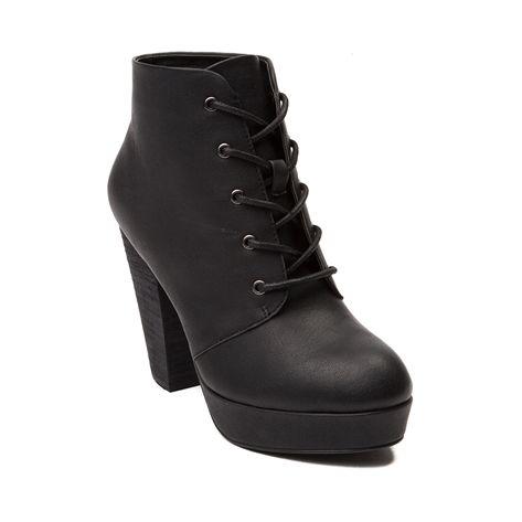 Womens Madden Girl Beast Boot, Black