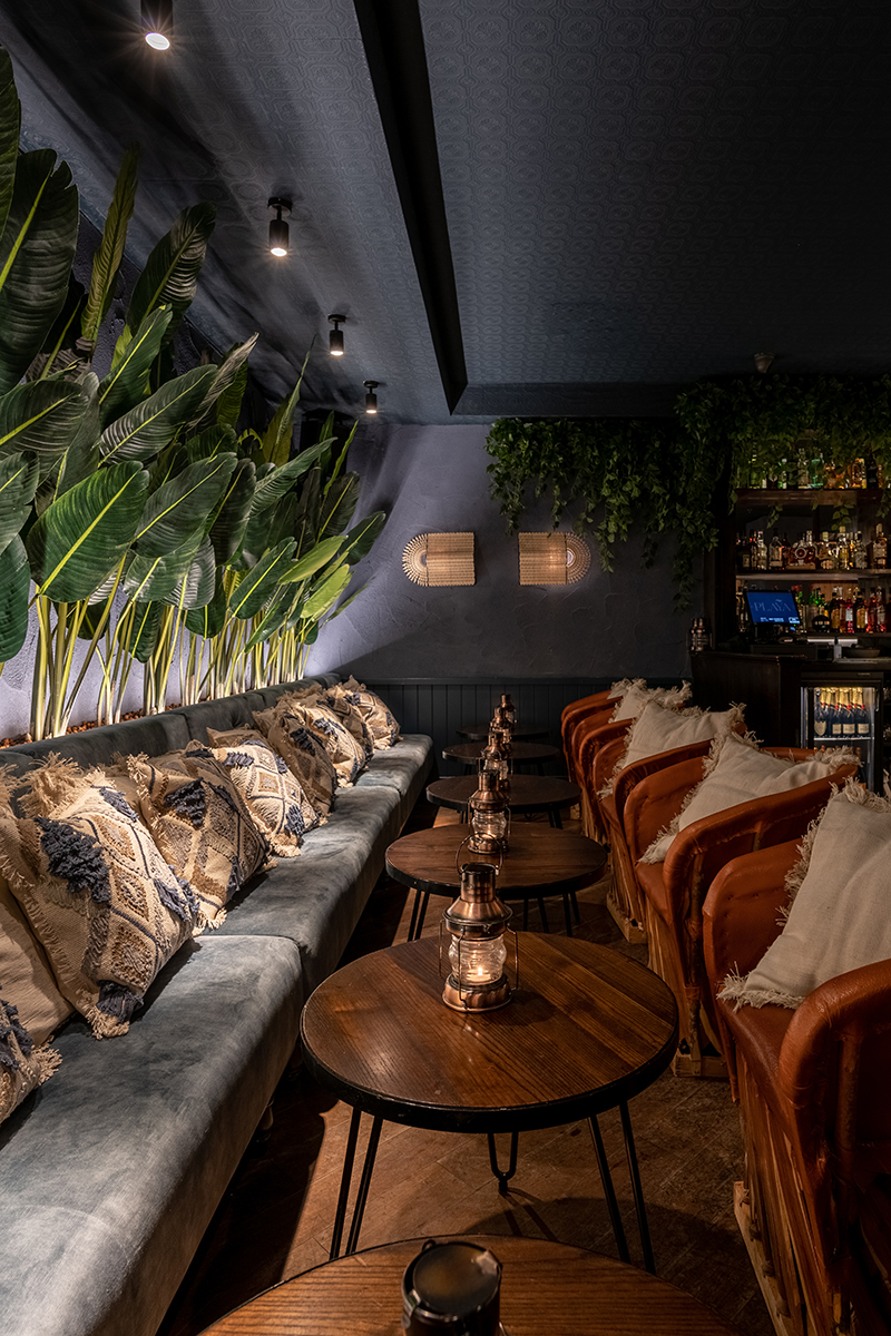 Playa - London | Cocktail Bar Interior Design  | B3 Designers