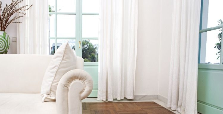 Un rideau isolant thermique c 39 est quoi d co boutique Rideau thermique contre la chaleur