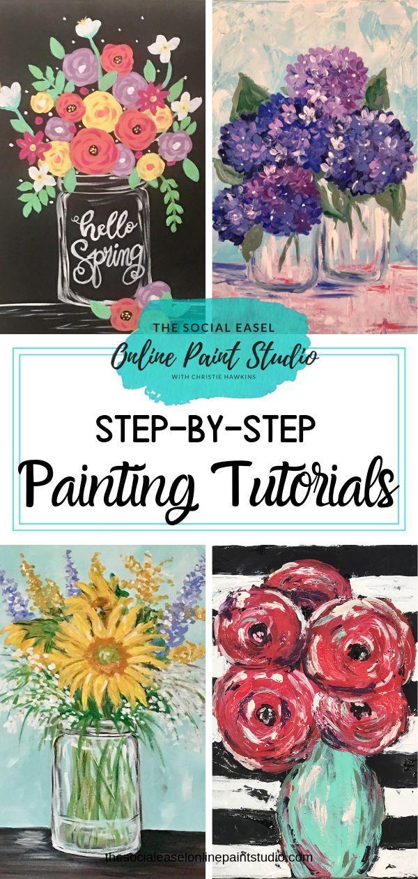 Single Painting Tutorials