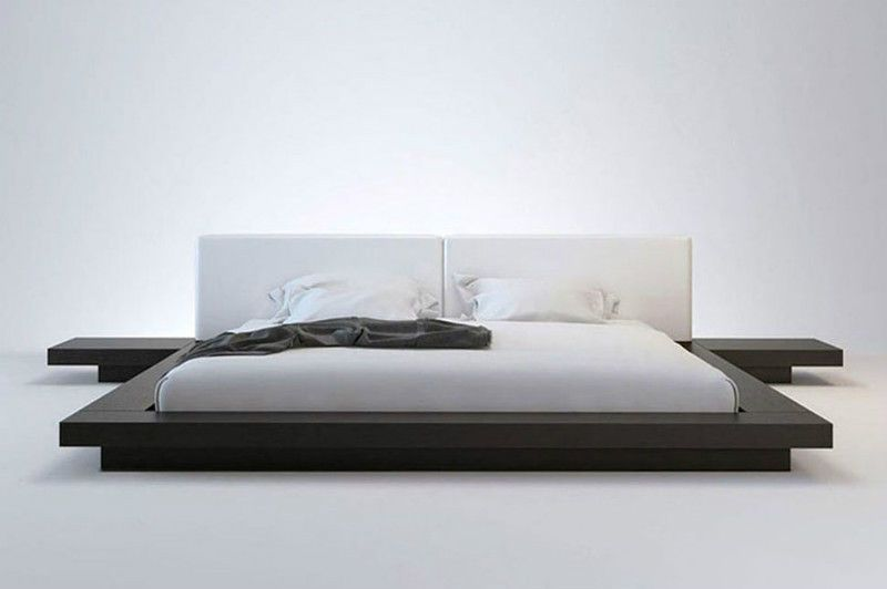 Best Low Profile Bed Platform Bed Designs 640 x 480