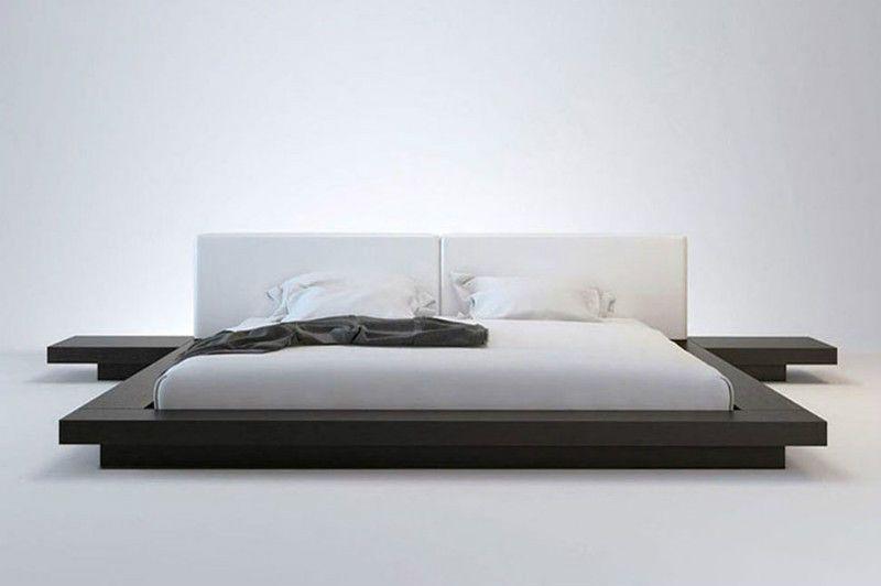 Low Profile Bed Platform Bed Designs Modern Bedroom Furniture Modern Platform Bed