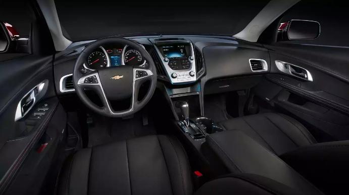 2019 Chevrolet Equinox Specs And