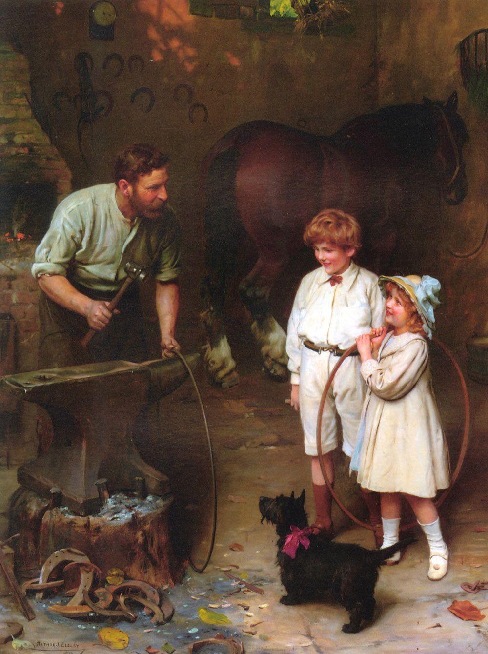 картины русских художников о детях картинки