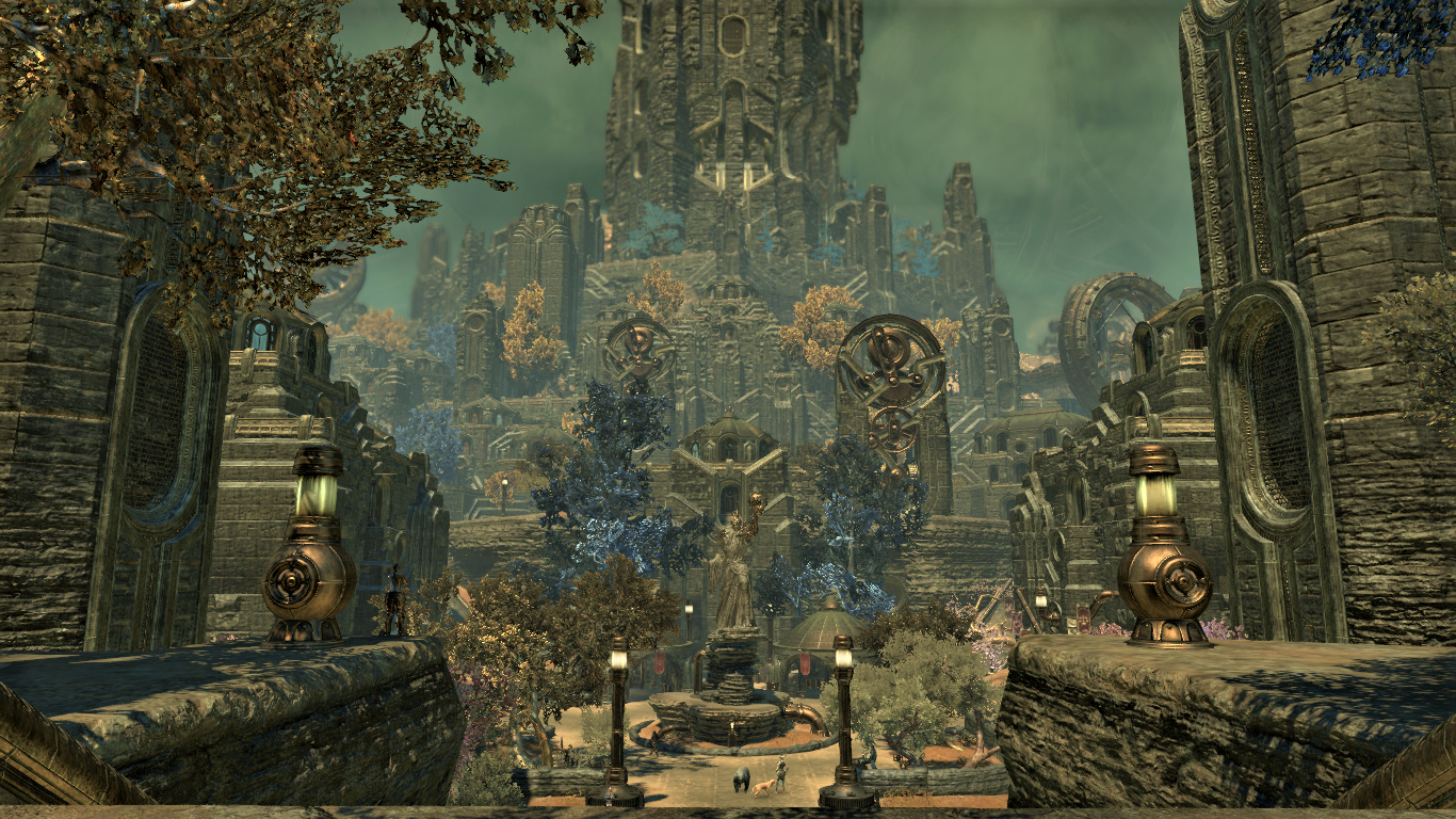 where is clockwork city