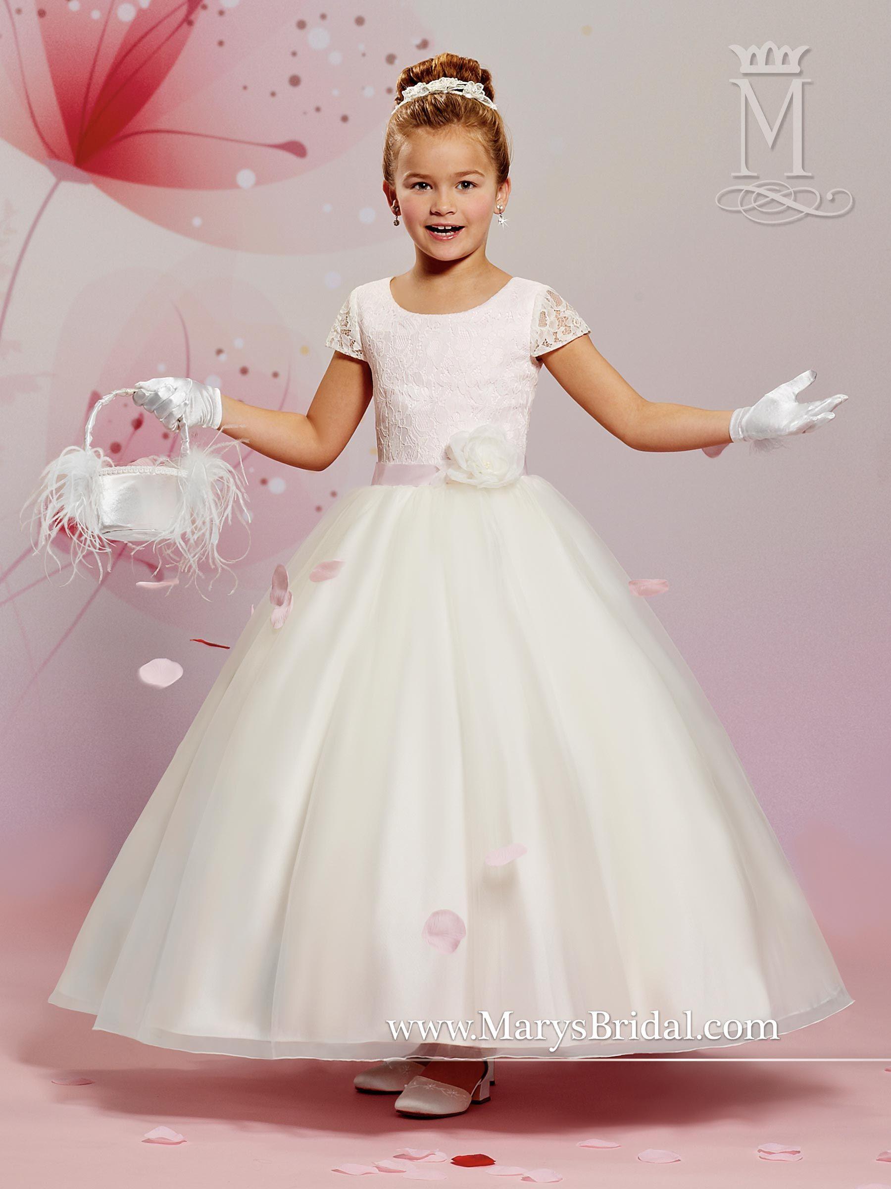 Isn\'t this dress just darling? | Flower Girls & Tutu\'s | Pinterest ...