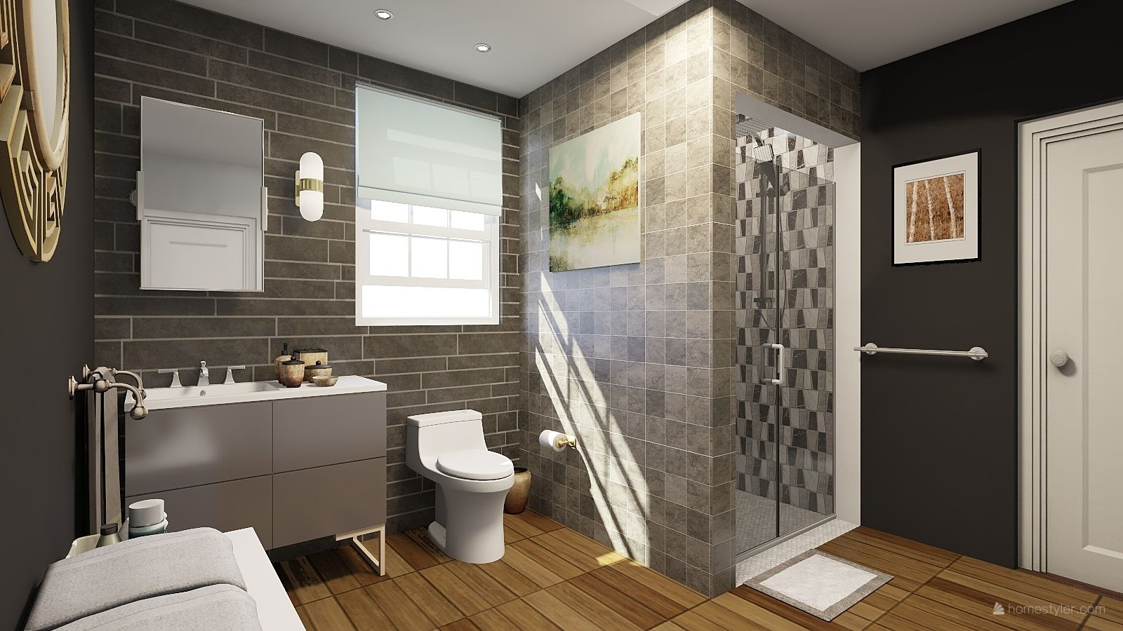Bathroom Design By Jorge Gutierrez Interiordesign Homedecor Floor Planner 3d Home Design Software Bathroom Design