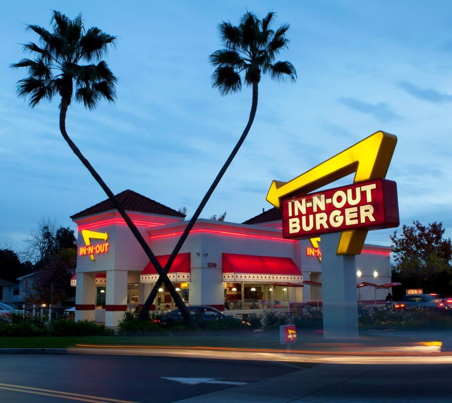 In Et Out Burger