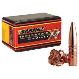 Barnes Bullets- 6.5mm 120g TSX BT 50ct | Bullet, Bullet ...